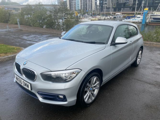 Used BMW 1 SERIES in Cardiff And Penarth for sale