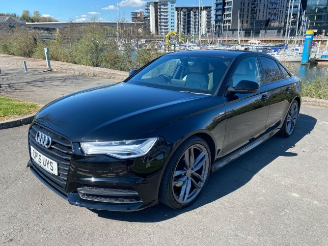 Used AUDI A6 in Cardiff And Penarth for sale