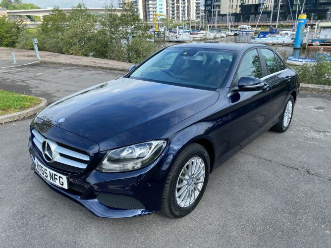 Used MERCEDES C-CLASS in Cardiff And Penarth for sale
