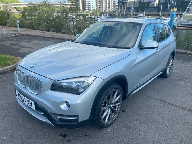 Used BMW X1 in Cardiff And Penarth for sale